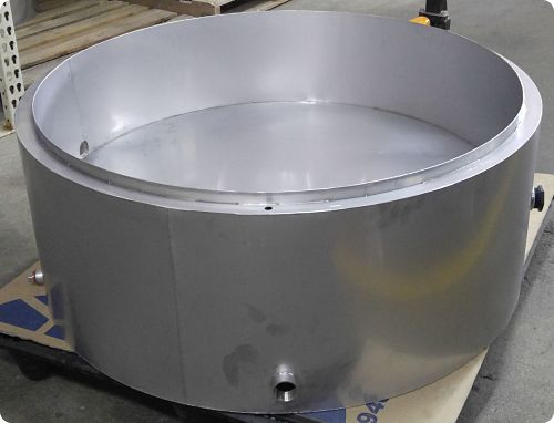 Custom Jacketed Tank