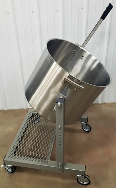 80 Quart Professional Pot Tipper