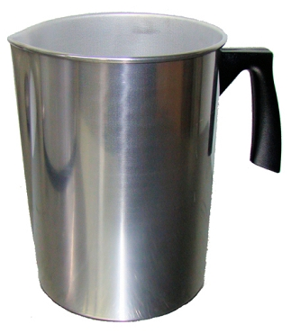 Aluminum 2 Qt. Pouring Pitcher