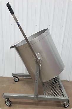 164 Quart Professional Pot Tipper