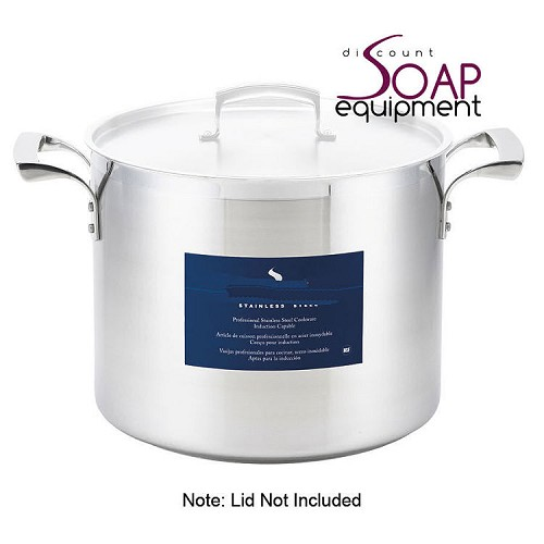 Stainless Steel 20 qt Pot